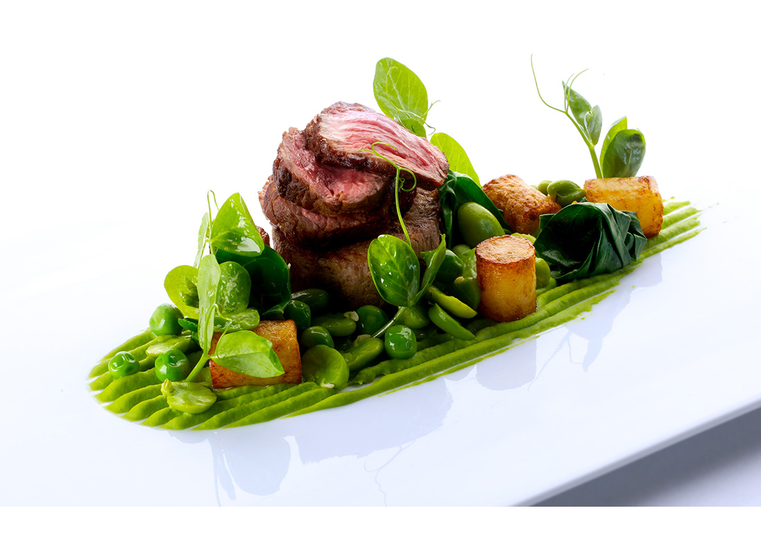 Food photography for Toravaig House Hotel - Skye.