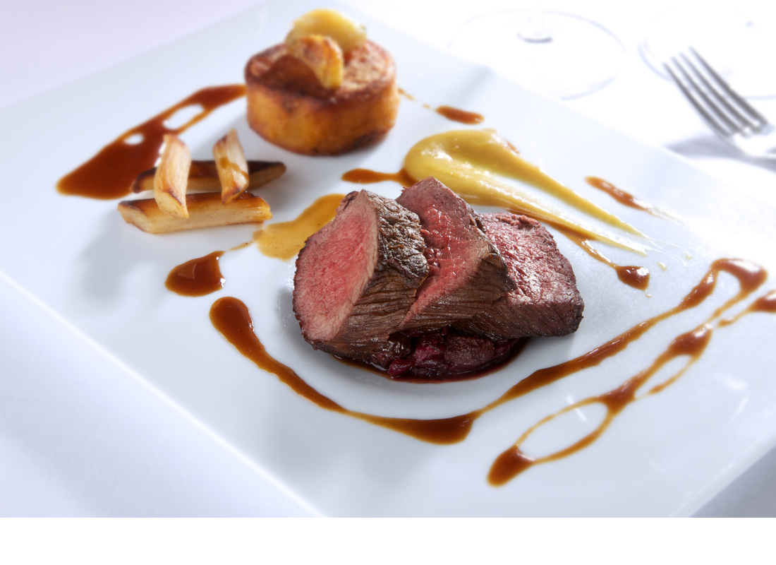Food photography for Duisdale House Hotel - Skye.